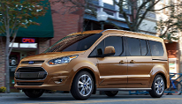 Ford Tourneo Courier ya da benzeri